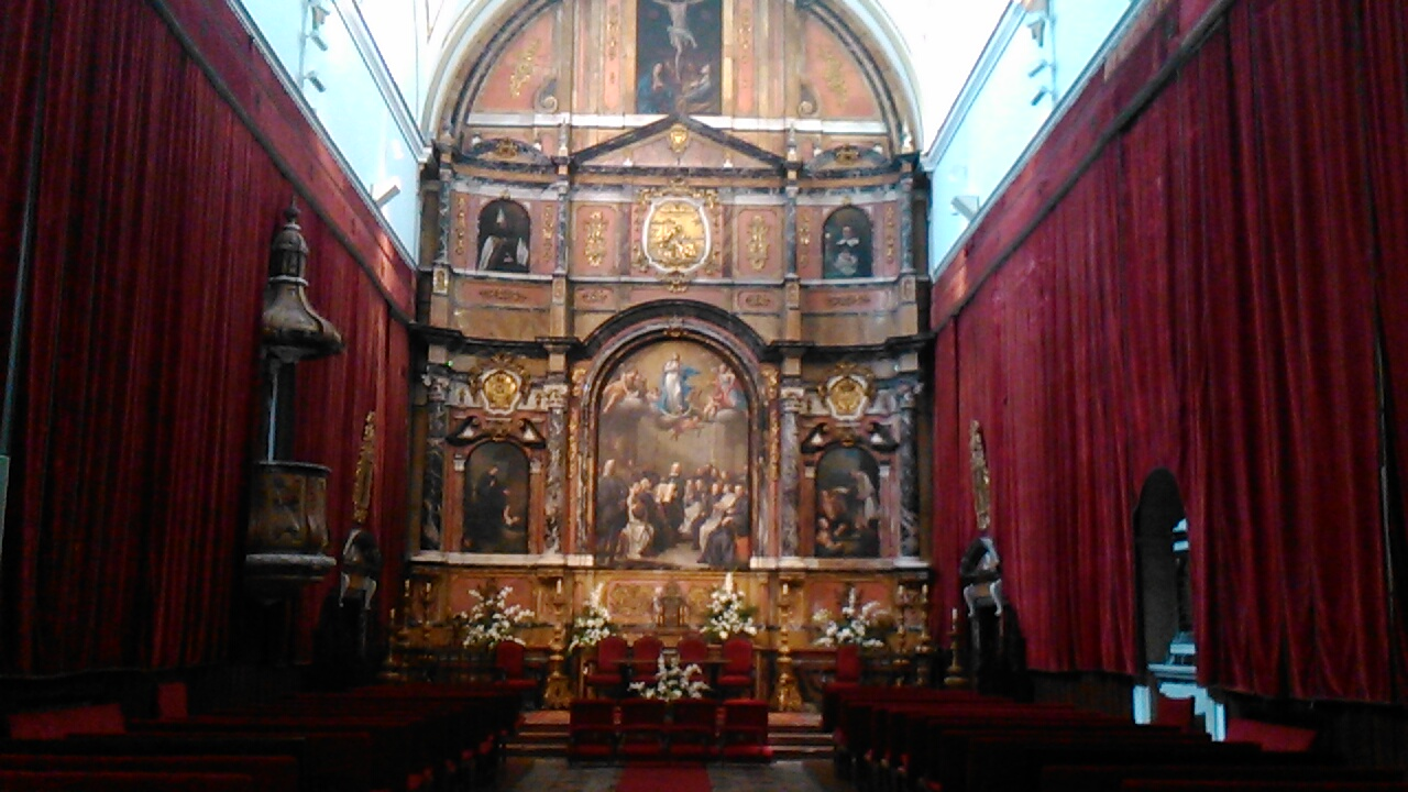 Capilla de la Universidad